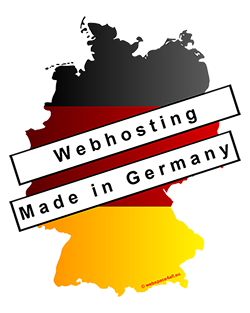 Webhosting Made in Germany